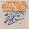 Star Wars Men's Retro Falcon T-Shirt - Sand: Image 4