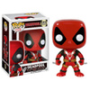 Marvel Deadpool Two Swords Deadpool Pop! Vinyl Figure: Image 1