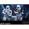 Hot Toys Star Wars 1:6 First Order Stormtrooper Officer and Stormtrooper Twin Set: Image 4