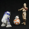 Kotobukiya Star Wars The Force Awakens C-3PO, R2-D2 And BB-8 3 Pack 1/10 Scale Figures: Image 6