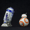 Kotobukiya Star Wars The Force Awakens C-3PO, R2-D2 And BB-8 3 Pack 1/10 Scale Figures: Image 7