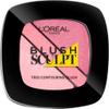 L'Oréal Paris Infallible Sculpting Trio Blush - Soft Rosey: Image 1