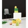 LEGO Storage Brick 4 - Dark Green: Image 2