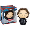 Marvel Captain America Civil War Winter Soldier Dorbz Action Figure: Image 1