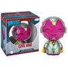 Marvel Captain America Civil War Vision Dorbz Action Figure: Image 1