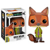 Disney Zootopia Nick Wilde Pop! Vinyl Figure: Image 1