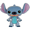 Disney Lilo and Stitch Stitch Flocked Pop! Vinyl Figure: Image 1