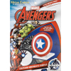 Marvel Avengers Captain Shield Metal Earth Construction Kit: Image 2