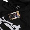 DC Comics Men's Batman v Superman Logo Hoody - Black: Image 4