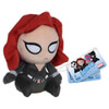 Mopeez Marvel Captain America Civil War Black Window Plush Figure: Image 1