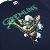 Gremlins Men's Crayon T-Shirt - Navy: Image 3
