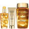 Kérastase Elixir Ultime Huile Lavante Bain 250 ml, Elixir Ultime Fondant Conditioner 200 ml og Original Hair Oil 100 ml pakke: Image 1
