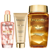 Kérastase Elixir Ultime Huile Lavante Bain 250ml, Fondant Conditioner 200ml and Coloured Hair Oil 100ml Bundle: Image 1