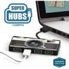 Superhubs Camera 4 Point USB Hub: Image 2