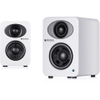 Steljes Audio NS1 Bluetooth Duo Speakers - Frost White: Image 1