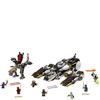 LEGO Ninjago: Ultra Stealth Raider (70595): Image 2