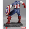 SeDi Marvel Civil War Captain America 9 Inch Statue: Image 4