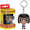 Bob's Burgers Tina Pocket Pop! Vinyl Figure Key Chain: Image 1