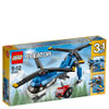 LEGO Creator: Twin Spin Helicopter (31049): Image 1