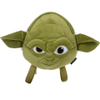 Star Wars Yoda Plush Head Shaped Backpack: Image 1