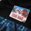 Marvel Men's Captain America Civil War A-Wings Hoody - Black: Image 3