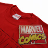 Marvel Spiderman Lines Men's T-Shirt - Red: Image 3