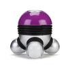 Vibrating Body Massager with LED Lighting: Image 4