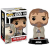 Star Wars: The Force Awakens Bearded Luke Skywalker Pop! Vinyl Figure: Image 1