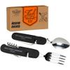 Gentlemen's Hardware Camping Cutlery: Image 1