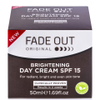 Fade Out ORIGINAL Even Skin Tone Moisturizer SPF 15 50ml: Image 3