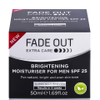 Fade Out ADVANCED Even Skin Tone Moisturiser for Men SPF 25: Image 3