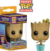 Baby Groot Ltd Ed Pocket Pop! Keychain: Image 1