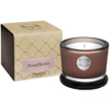 Aquiesse Small Glass Jar Candle - Pink Peony: Image 1