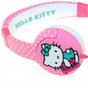 Hello Kitty Children's On-Ear Headphones - Hot Polka Dot: Image 3