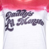 DC Comics Women's Suicide Squad Daddy's Lil Monster T-Shirt - White: Image 2