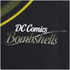 DC Comics Bombshells Men's Hawkgirl T-Shirt - Black: Image 3