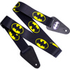 Batman Logo Fabric Guitar Strap: Image 1