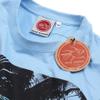Hot Tuna Men's Surf T-Shirt - Sky Blue: Image 4