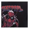 Marvel Men's Deadpool Logo T-Shirt - Black: Image 3
