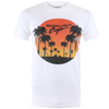 Beverly Hills Cop Men's Sunset T-Shirt - White: Image 1