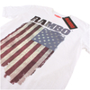 Rambo Men's Flag T-Shirt - White: Image 3