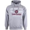 Varsity Team Players Men's University Athletic Hoody - Grey: Image 1