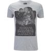 Star Wars Men's New Hope Mono T-Shirt - Sport Grey: Image 1