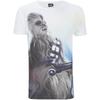 Star Wars Men's Chewbacca T-Shirt - White: Image 1