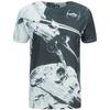 Star Wars Men's Space Battle T-Shirt - Black: Image 1