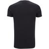 The Walking Dead Men's Fight the Dead T-Shirt - Black: Image 2