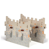 Papo Medieval Era: Weapon Master Castle - 2 Large Walls (Set 4): Image 1