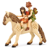Papo Enchanted World: Elves Children and Pony: Image 1