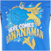 Bananaman Men's Here Comes Bananaman T-Shirt - Blue: Image 3