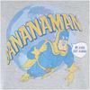 Bananaman Men's Eat A Banana T-Shirt - Grey: Image 4